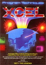 Advert for Xcel on the Amstrad CPC.