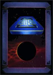 Box cover for Alien 8 on the Sinclair ZX Spectrum.