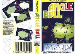 Box cover for Angleball on the Sinclair ZX Spectrum.
