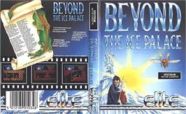 Box cover for Beyond the Ice Palace on the Sinclair ZX Spectrum.