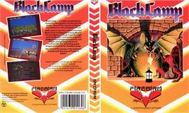 Box cover for Black Lamp on the Sinclair ZX Spectrum.