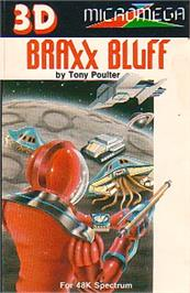 Box cover for Braxx Bluff on the Sinclair ZX Spectrum.