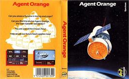 Box cover for La Aventura Original on the Sinclair ZX Spectrum.