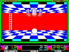 In game image of 10 Great Games 3 on the Sinclair ZX Spectrum.