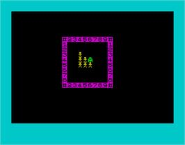 In game image of Colony on the Sinclair ZX Spectrum.