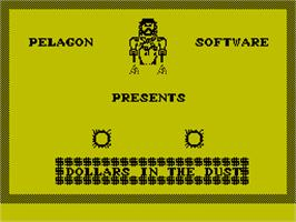 Title screen of Sinclair User Six of the Best 1 on the Sinclair ZX Spectrum.