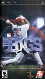 Box cover for BIGS on the Sony PSP.