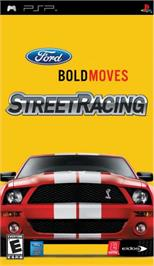 Box cover for Ford Bold Moves Street Racing on the Sony PSP.