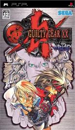 Box cover for Guilty Gear XX #Reload on the Sony PSP.