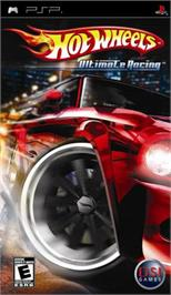 Box cover for Hot Wheels: Ultimate Racing on the Sony PSP.