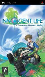 Box cover for Innocent Life: A Futuristic Harvest Moon on the Sony PSP.