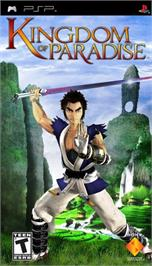 Box cover for Kingdom of Paradise on the Sony PSP.