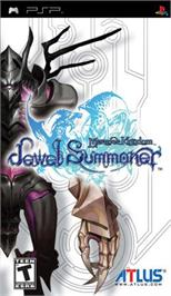 Box cover for Monster Kingdom: Jewel Summoner on the Sony PSP.