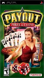 Box cover for Payout Poker & Casino on the Sony PSP.