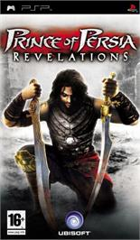 Box cover for Prince of Persia: Revelations on the Sony PSP.