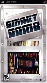 Box cover for Smart Bomb on the Sony PSP.