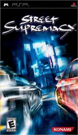 Box cover for Street Supremacy on the Sony PSP.