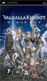 Box cover for Valhalla Knights on the Sony PSP.