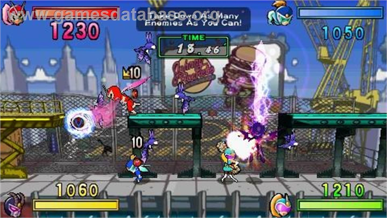 Viewtiful Joe: Red Hot Rumble - Sony PSP - Artwork - In Game