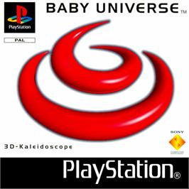 Box cover for Baby Universe on the Sony Playstation.