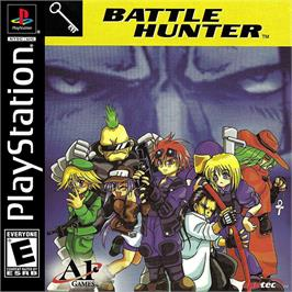Box cover for Battle Hunter on the Sony Playstation.