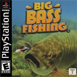 Box cover for Big Bass Fishing on the Sony Playstation.