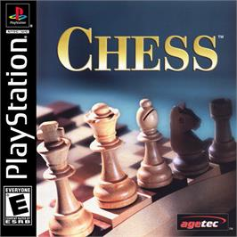 Box cover for Chess on the Sony Playstation.