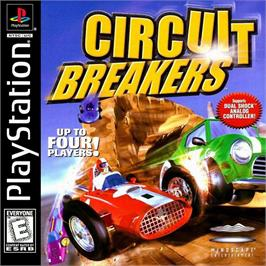Box cover for Circuit Breakers on the Sony Playstation.