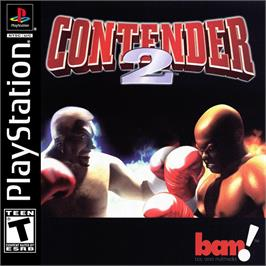 Box cover for Contender 2 on the Sony Playstation.