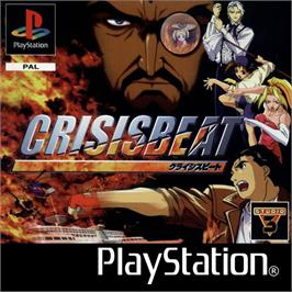 Box cover for Crisis Beat on the Sony Playstation.
