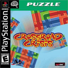 Box cover for Crossroad Crisis on the Sony Playstation.