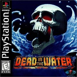 Box cover for Dead in the Water on the Sony Playstation.