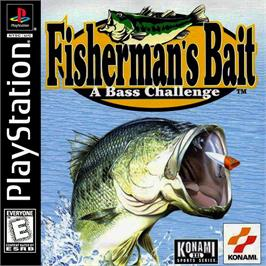 Box cover for Fisherman's Bait: A Bass Challenge on the Sony Playstation.