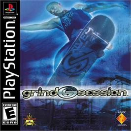 Box cover for Grind Session on the Sony Playstation.