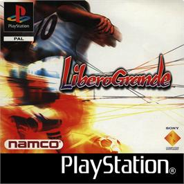 Box cover for Libero Grande on the Sony Playstation.