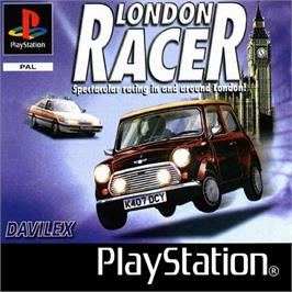 Box cover for London Racer on the Sony Playstation.