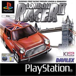 Box cover for London Racer II on the Sony Playstation.