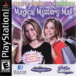 Box cover for Mary-Kate And Ashley: Magical Mystery Mall on the Sony Playstation.