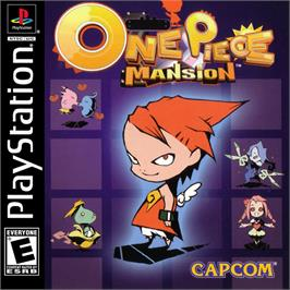 Box cover for One Piece Mansion on the Sony Playstation.