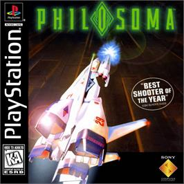 Box cover for Philosoma on the Sony Playstation.