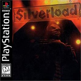 Box cover for Silverload on the Sony Playstation.