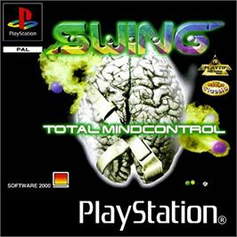 Box cover for Swing on the Sony Playstation.