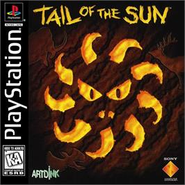 Box cover for Tail of the Sun on the Sony Playstation.