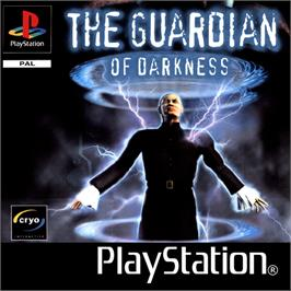 Box cover for The Guardian of Darkness on the Sony Playstation.