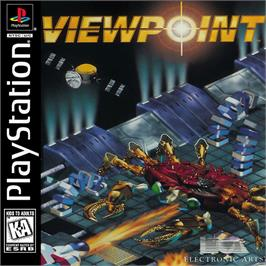 Box cover for Viewpoint on the Sony Playstation.
