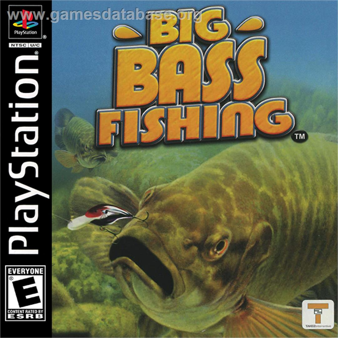 Big bass fishing sony playstation games database for Ps3 fishing games