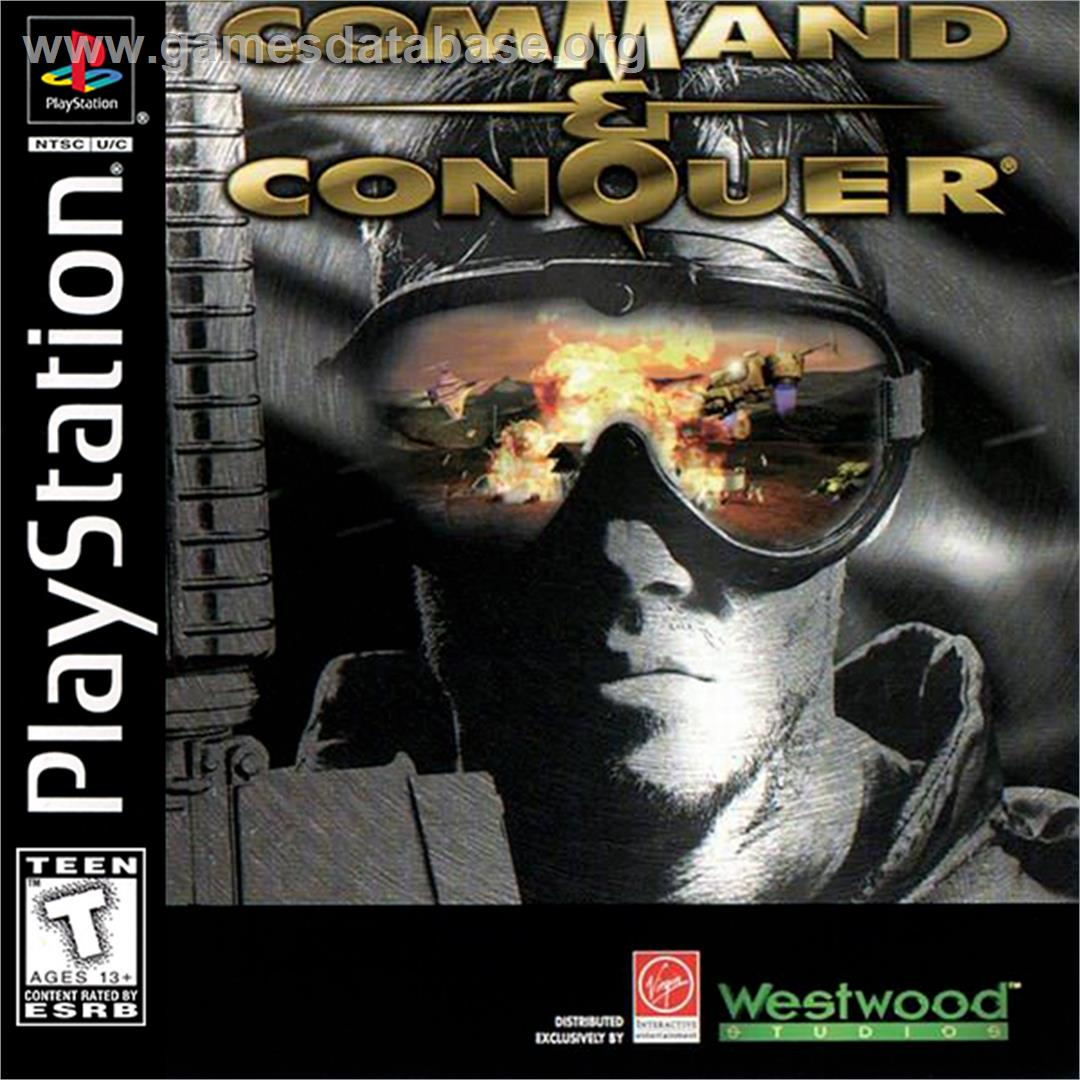 Command and conquer 1997 psx rom - worviepayle's blog