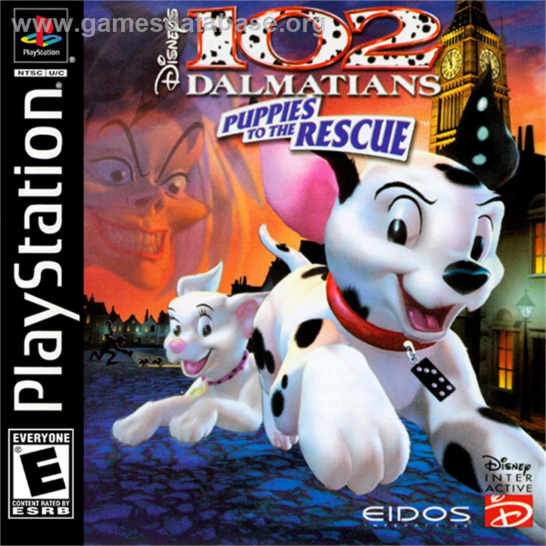 Disney S 102 Dalmatians Puppies To The Rescue Sony