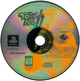 Artwork on the CD for Tobal No.1 on the Sony Playstation.