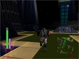 In game image of Beast Wars: Transformers on the Sony Playstation.